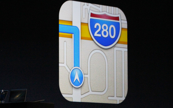 Apple Takes On Google With New Maps