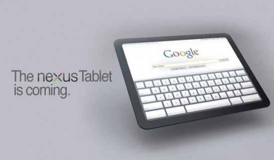 Google To Make Its Own Tablet To Compete With Apple, MS