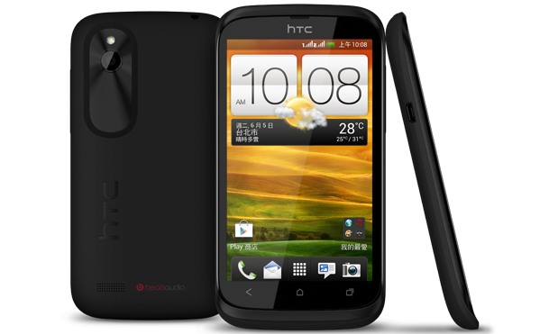 HTC Desire V launched at Rs 21,999; Dual SIM, Android 4.0