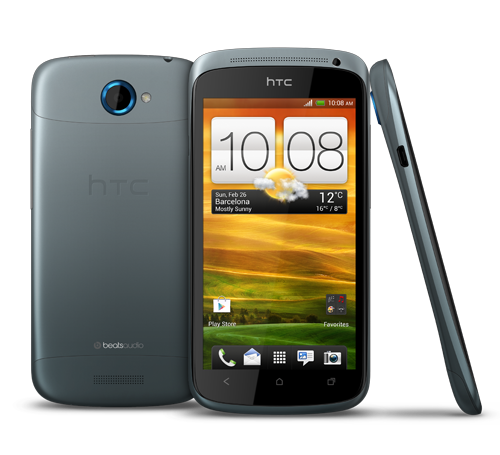 HTC One S Lanched at Rs 33,590