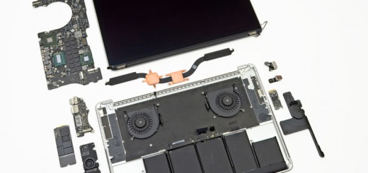 MBP teardown