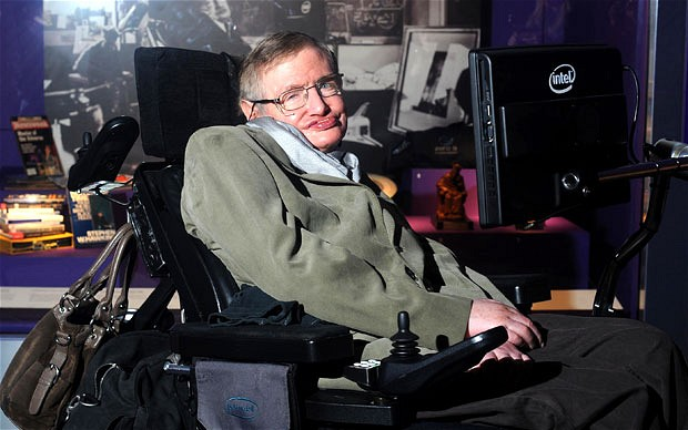 Scientists Developing Device to 'Hack' Into Brain of Stephen Hawking