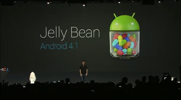 Google I/O 2012: Everything You Want To Know About Jelly Bean Android