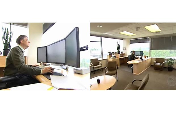 The Desks Of Famous Tech Ceos Thetechpanda Com