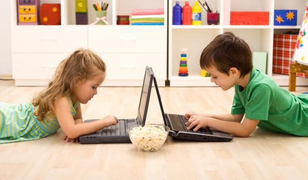 [Video] Kids of Today vs 1980's Technology