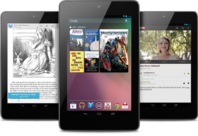 Google's Nexus 7 Tablet Selling Like Hot Cakes Across Retail Chains
