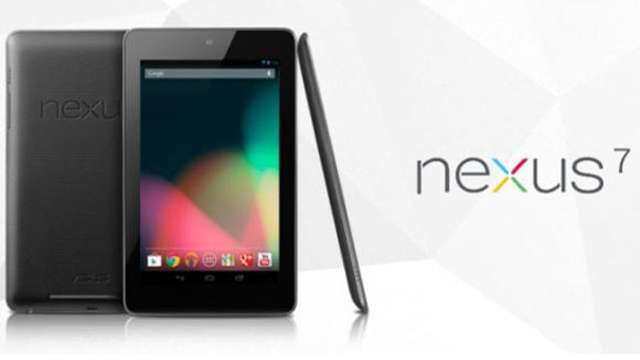 Google Stops Taking Orders for 16GB Nexus 7
