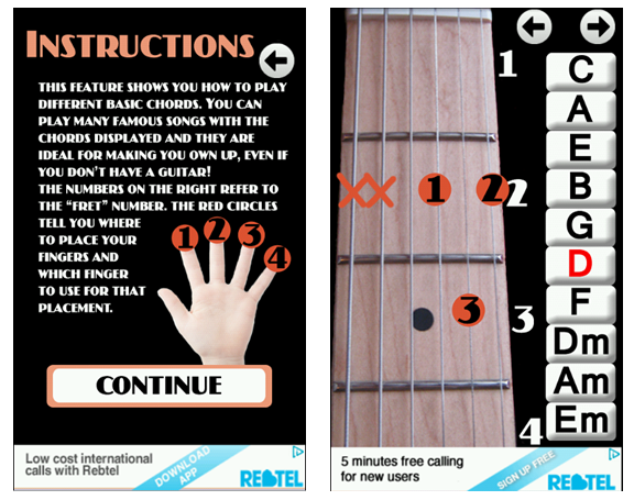 Top 10 Apps To Help You Learn Guitar Guitar Niche