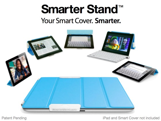 Smarter Stand for iPad [Video]