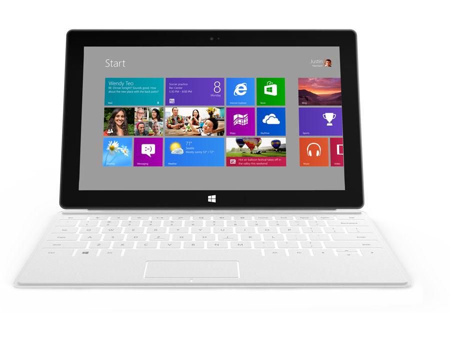 Microsoft Surface Keynote Video