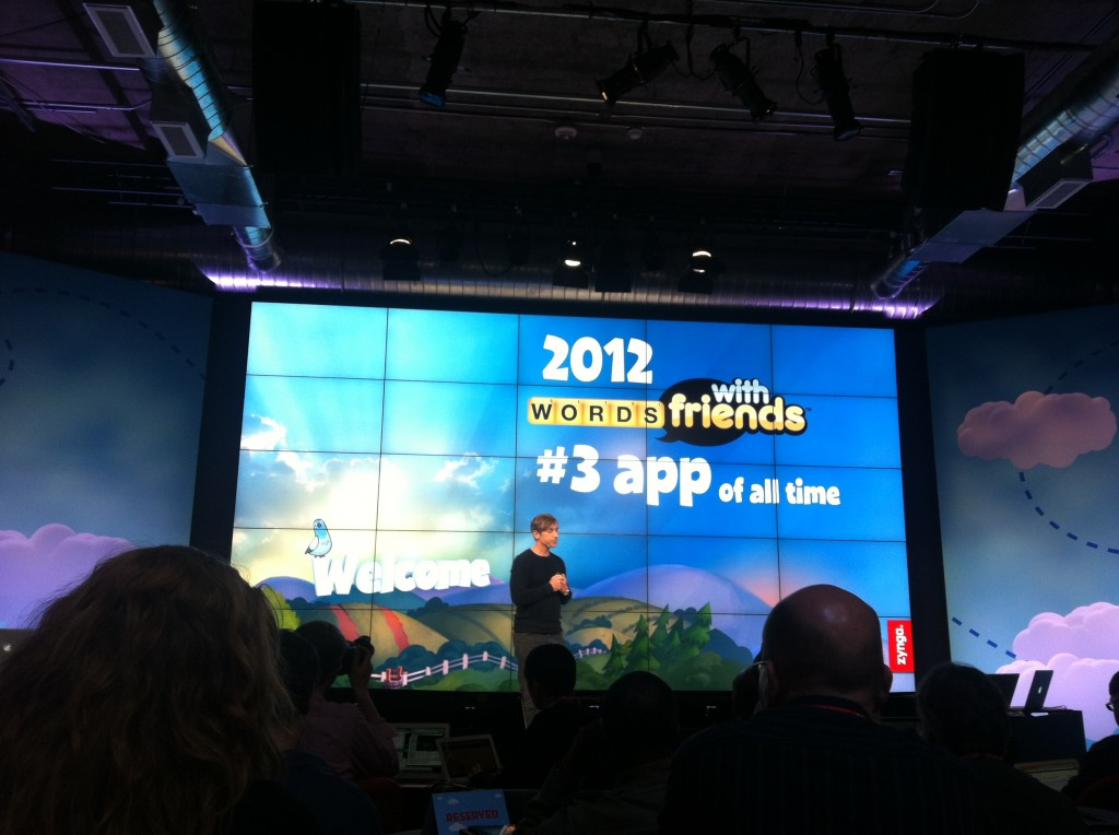 zynga unleashed 2012