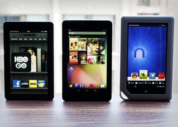 Google's Nexus 7 and $199 Tablet Alternatives