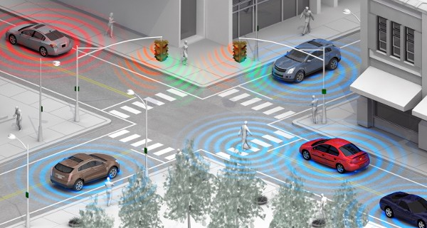 GM Testing Pedestrian Detection System Powered By WiFi Direct [Video]