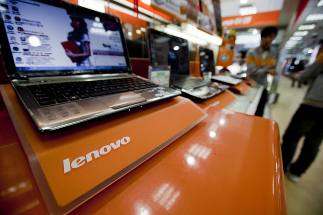 WorldWide PC Vendors Market Share Report - Watch Out HP, Lenovo Is Catching Up