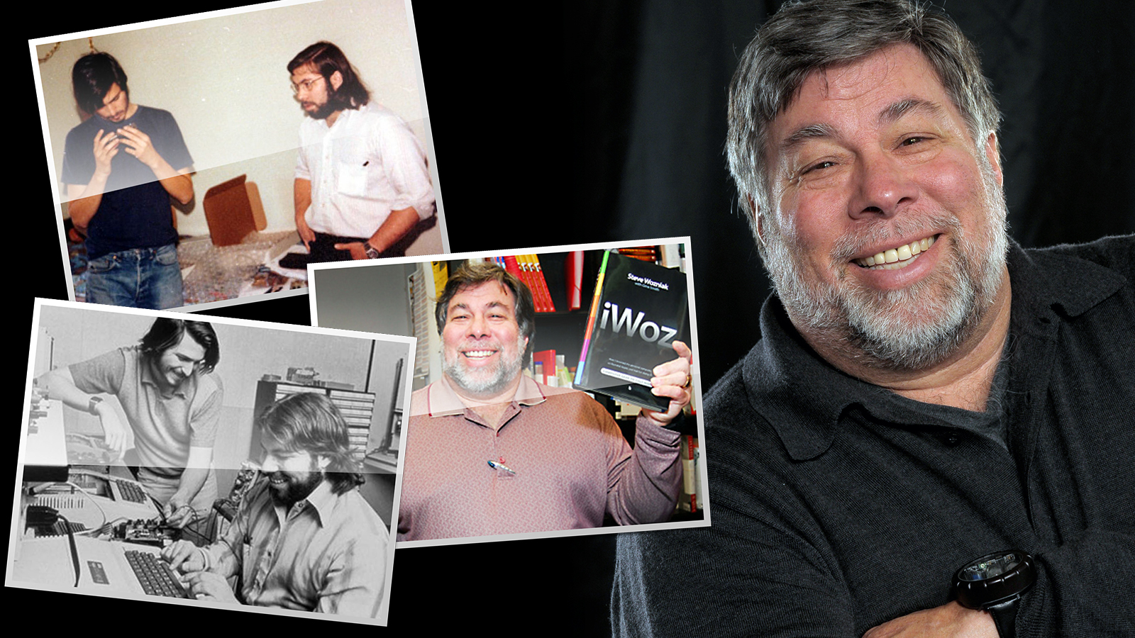 How Steve Wozniak Became the Genius Who Invented the Personal Computer