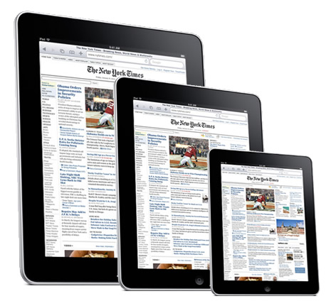 Smaller iPad Coming Later This Year
