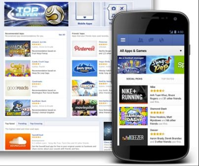 Facebook Launches App Centre in India