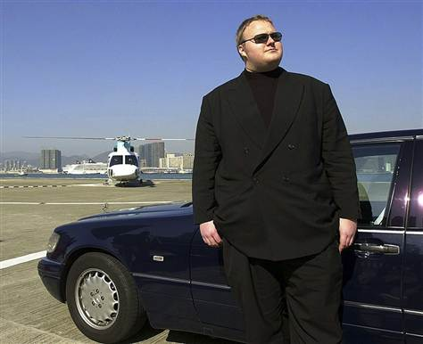 Kim Dotcom - The First Interview After The Megaupload Raid.