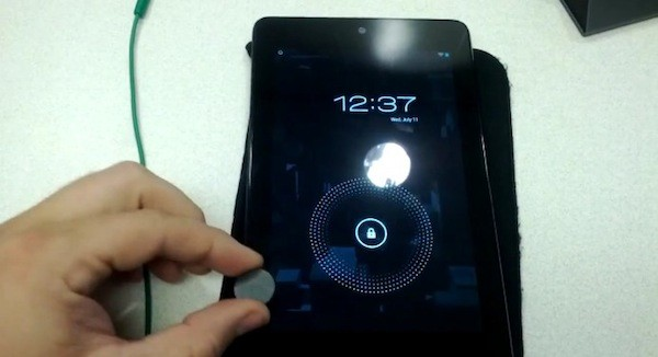 Google's Nexus 7 Discovered To Have Smart Cover-Like Magnetic Sensor