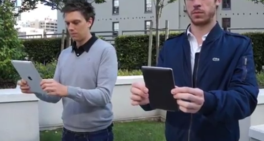 Drop test: Google's Nexus 7 Vs Apple's iPad [Video]