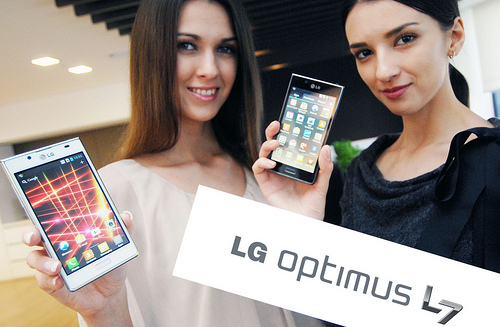 LG is launching its 5-inch Optimus Vu in Europe and Asia in September