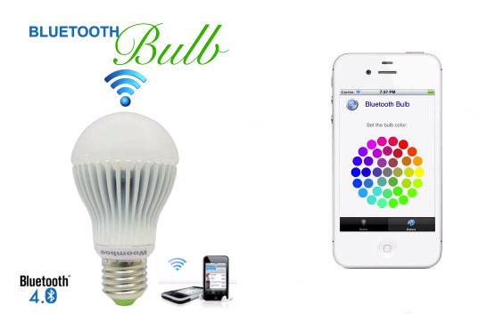 The Bluetooth Bulb - Next Generation Technology