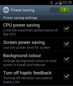 Six Steps to Maximize Samsung Galaxy S3's battery life