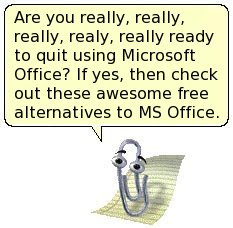 9 Of The Best Free & Low-Cost Alternatives To Microsoft Office