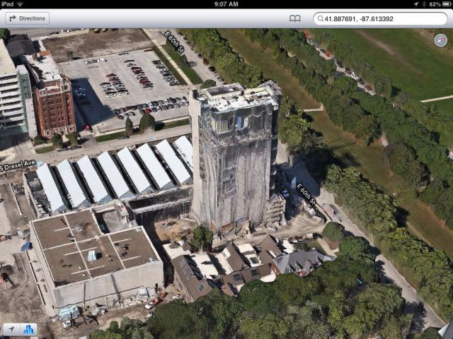 Apple Maps draws some flak !!