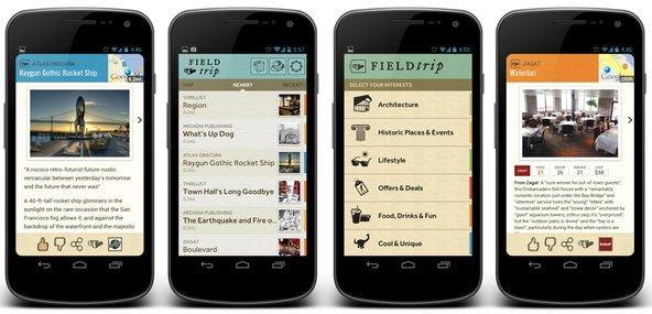 FieldTrip App