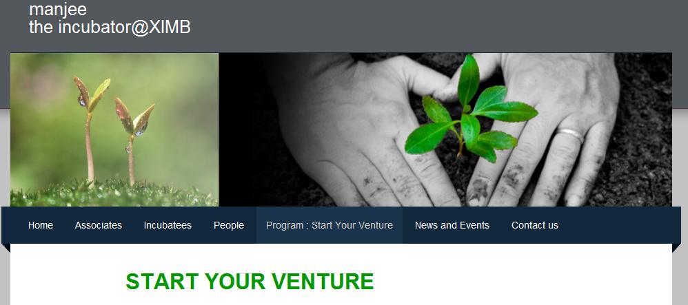 XIMB Launches Start Your Venture Program