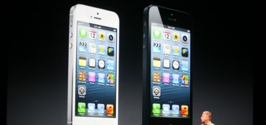apple iphone 5 launch
