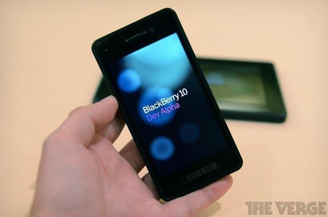 RIM Reveals More Details About Blackberry 10