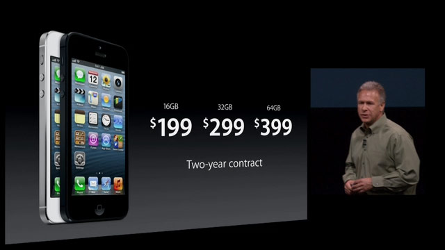 Why Does Apple Announce iPhone Pricing And Availability But Other Phone Makers Don't?