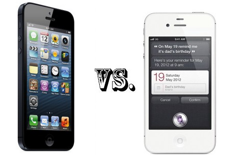 iPhone 5 vs. iPhone 4S: What's Changed?