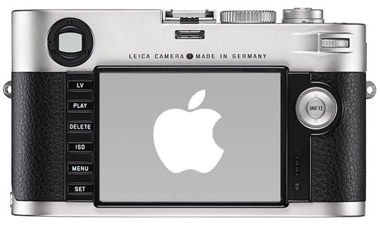 Apple's Jonathan Ive to Design a Single Uber-Limited Edition Leica M
