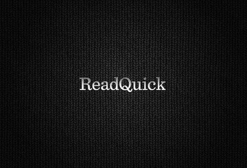 ReadQuick mobile app