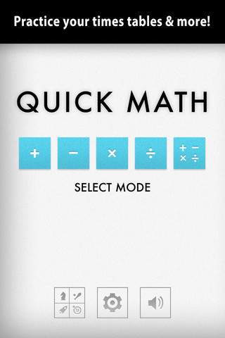 Quick Math - An Educational Dream for Kids, Math Crack for Adults