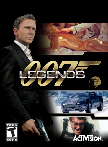 Activision Realeases New James Bond Game - 007 Legends