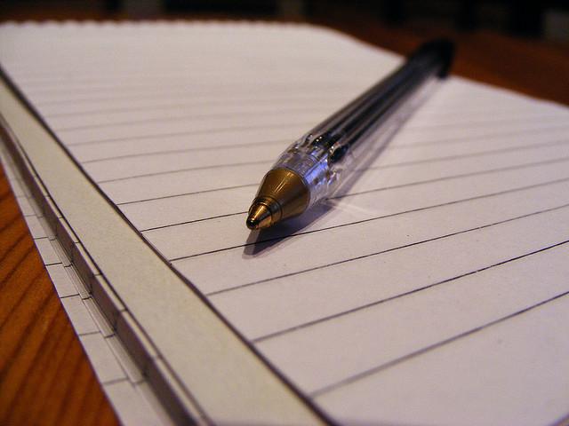 Idea Pen Paper