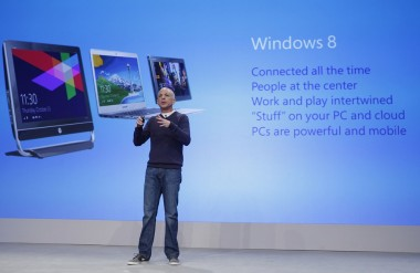 Steven Sinofsky on How Windows 8 PCs Deliver Better Value Than Apple
