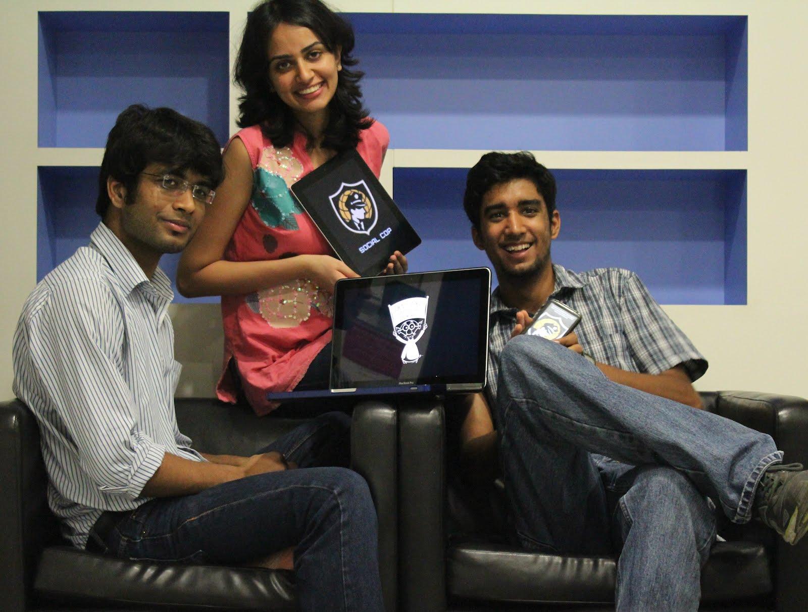 Social Cops SocialCops Raises USD 320K from 500 Startups, Rajan Anandan and Manoj Menon