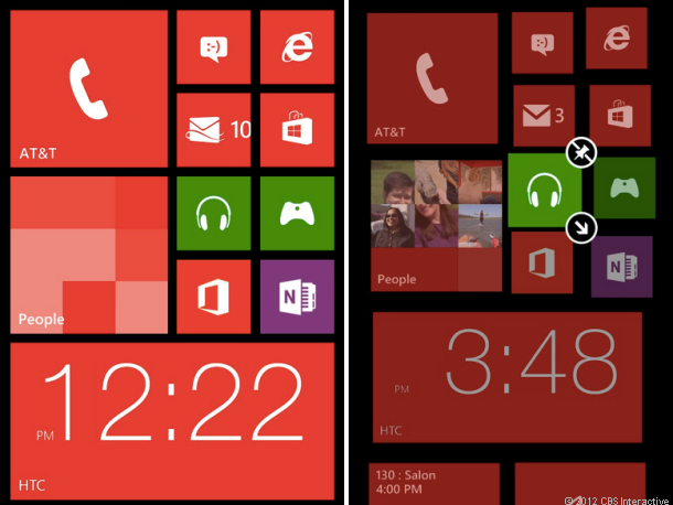 Microsoft Sued for Infringing Patent on Live Tiles