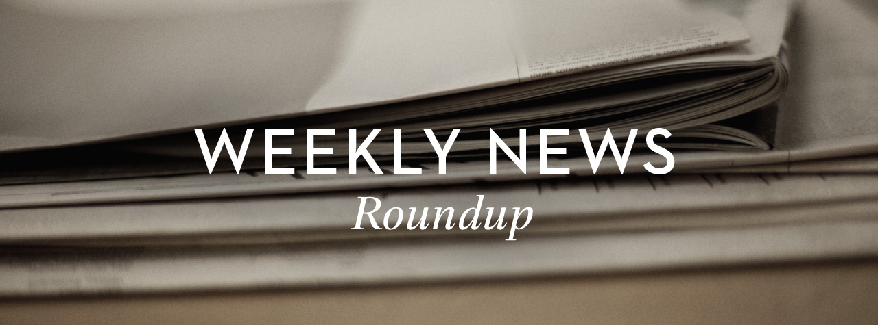 Top Happenings This Week [News Roundup]