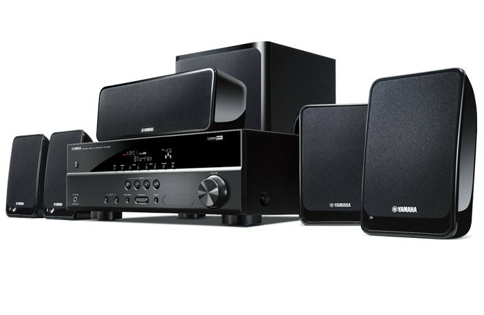 Yamaha 5.1 Channel Home Theater (YHT-196): Music Redefined