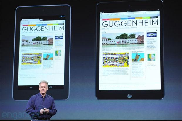 The iPad Mini vs. The Competition: Fight!