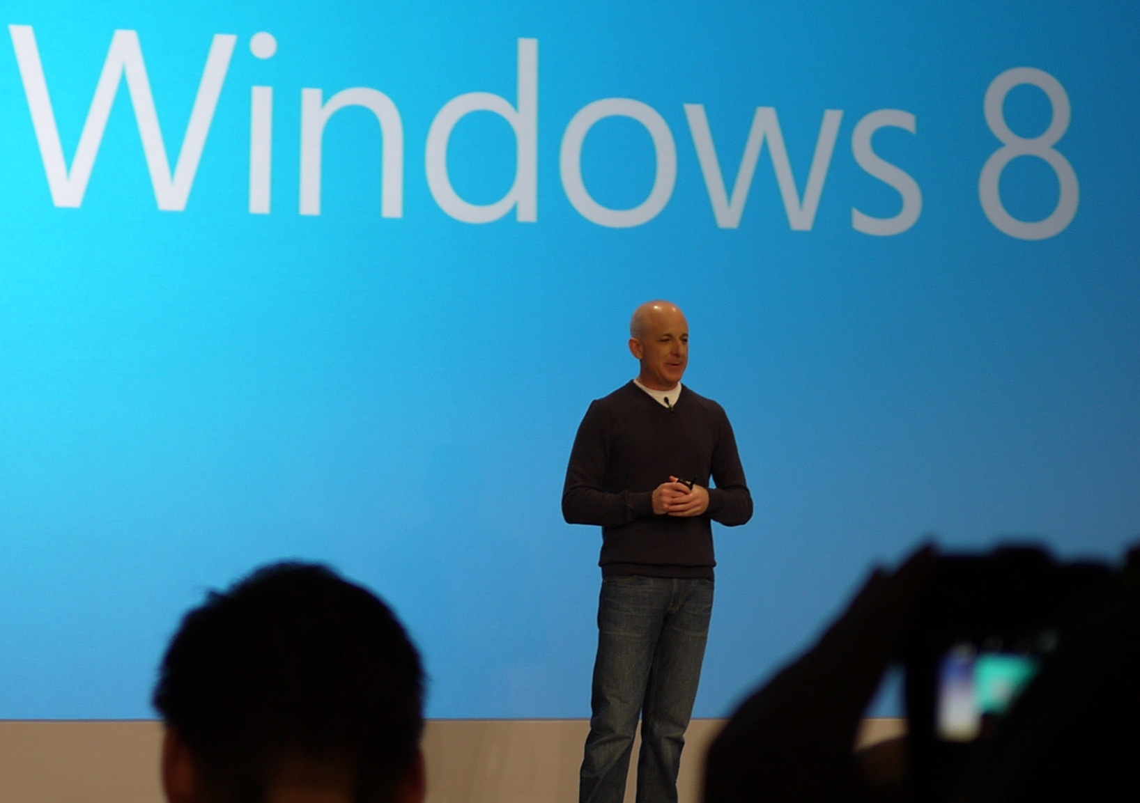 Microsoft: We've Sold 40 Million Windows 8 Licenses to Date