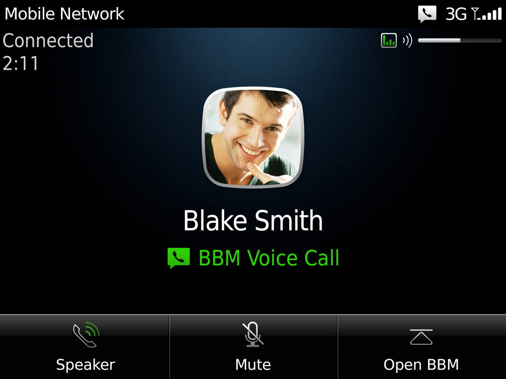 New BlackBerry Messenger Will Offer Free Voice Calls Over Wi-Fi, Open Beta Starts Today