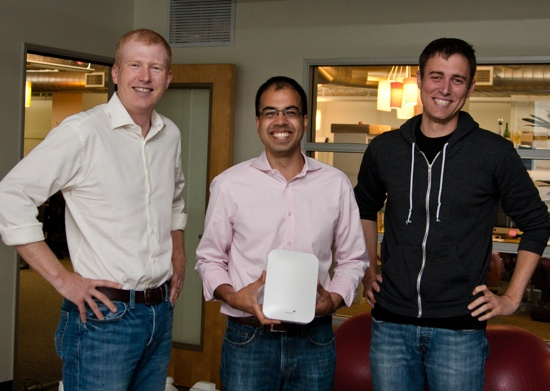 Meraki founders1 Cisco Acquires Enterprise Wi Fi Startup Meraki For $1.2 Billion In Cash