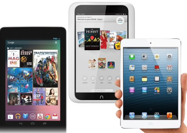 Black Friday Deals 2012: Nexus 7, iPad Mini Or Amazon Kindle Fire HD 8.9 - What Will You Buy?
